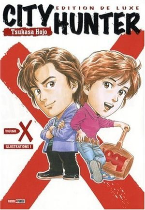 City Hunter XYZ Artbook