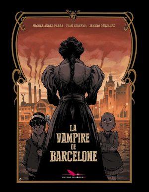 La vampire de Barcelone