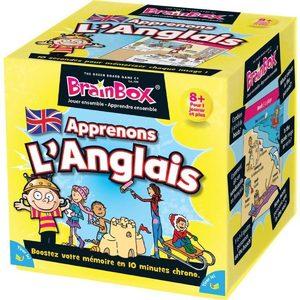 BrainBox : Apprenons l'anglais