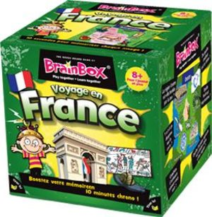 BrainBox : Voyage en France