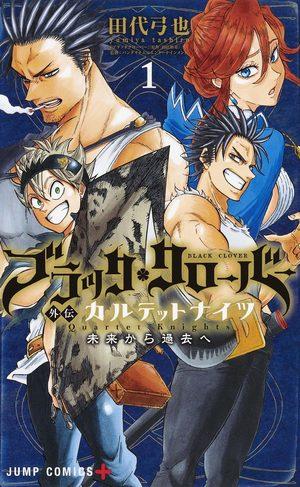 Black Clover - Quartet knights Série TV animée