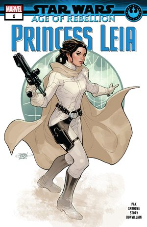 Star Wars - Age of Rebellion : Princess Leia