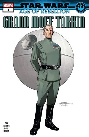 Star Wars - Age of Rebellion - Grand Moff Tarkin