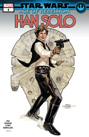 Star Wars - Age of Rebellion - Han Solo