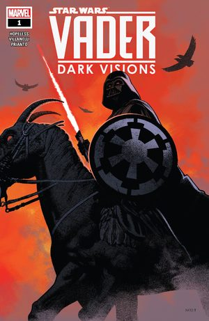 star wars - Vador - Sombres visions