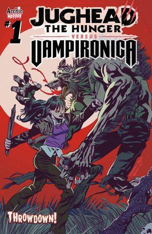 Judhead the Hunger versus Vampironica