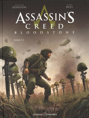Assassin's Creed : Bloodstone BD
