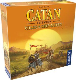 Catan : Villes & Chevaliers