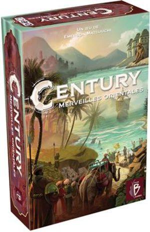 Century 2 : Merveilles orientales