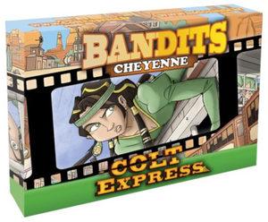 Colt Express Bandits : Cheyenne