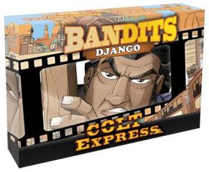 Colt Express Bandits : Django