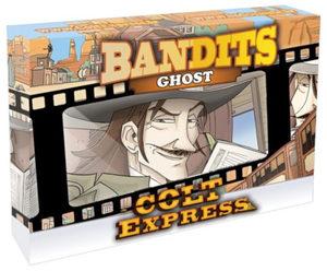 Colt Express Bandits : Ghost