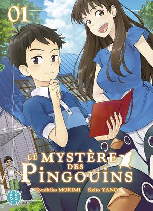 Le mystère des pingouins Manga