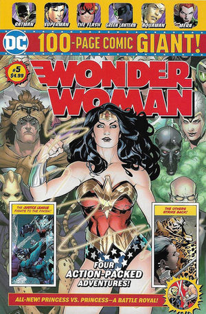 Wonder Woman Giant
