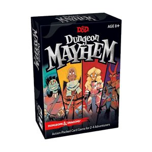 Dungeons & Dragons : Dungeon Mayhem