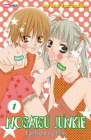 Nosatsu Junkie Manga