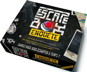 Escape Box : Enquête