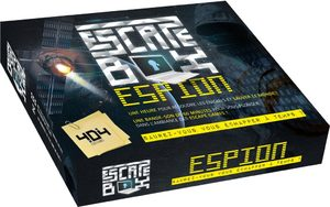 Escape Box : Espion