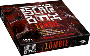 Escape Box : Zombies