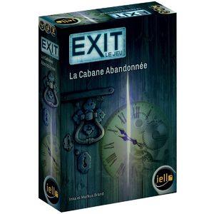 Exit : La Cabane abandonnée