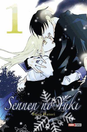 Sennen no yuki Manga