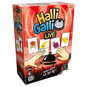 Halli Galli : Live
