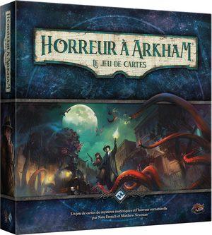 Horreur à Arkham : Le Jeu de cartes
