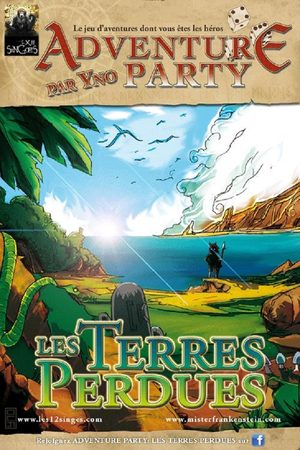 Adventure Party : Les Terres perdues
