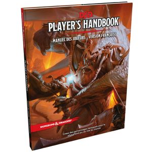 Dungeons & Dragons : Manuel des joueurs