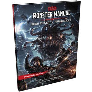 Dungeons & Dragons : Manuel des monstres