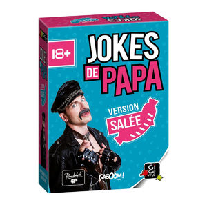 Jokes de papa : Extension Salée