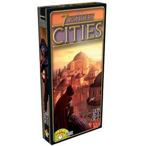 7 Wonders : Cities