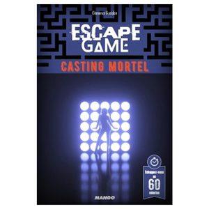 Escape 7 : Casting mortel