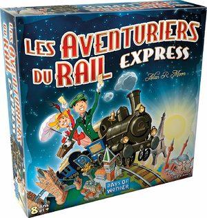 Les Aventuriers du rail : Express