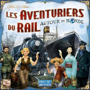 Les Aventuriers du rail : Monde