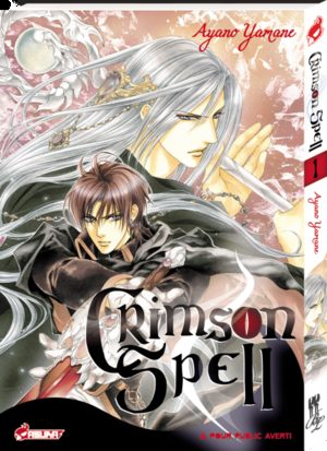 Crimson Spell Manga