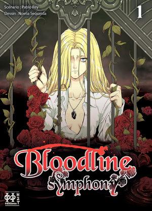 Bloodline Symphony Global manga