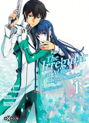 The irregular at magic high school - Enrôlement Manga