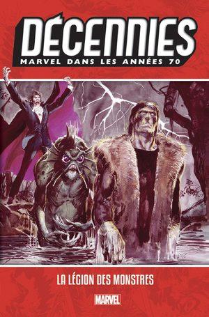 Décennies - Marvel dans les Années 70
