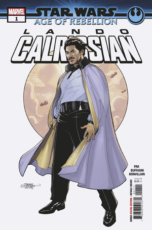 Star Wars - Age of Rebellion : Lando Calrissian