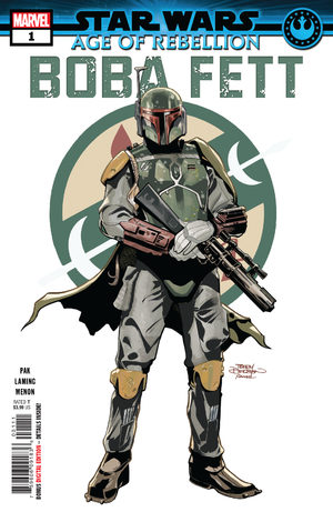 Star Wars - Age of Rebellion - Boba Fett