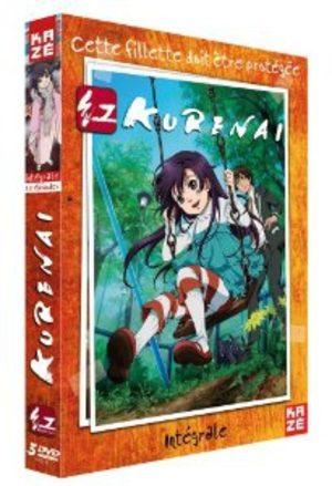 Kurenai Série TV animée