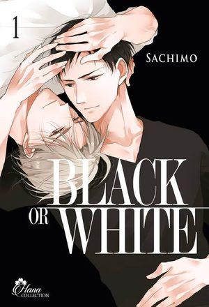 Black or White Manga