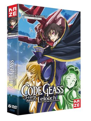 Code Geass - Lelouch of the Rebellion R2 Série TV animée