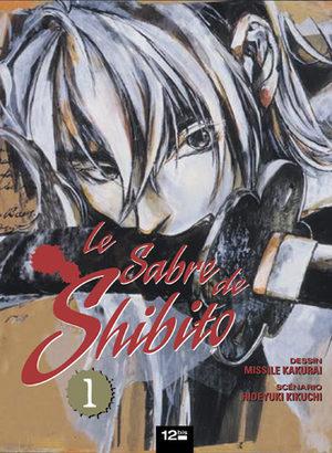 Le Sabre de Shibito Manga