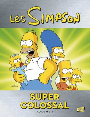 Les Simpson - Super Collossal