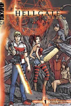 Hellgate : London Global manga