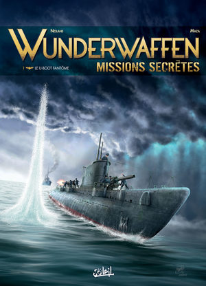 Wunderwaffen - Missions secrètes