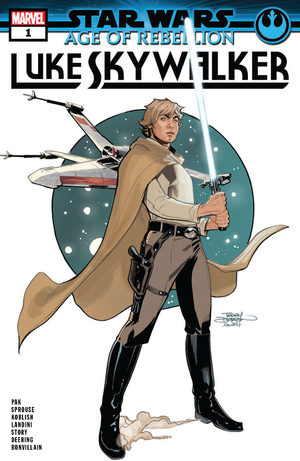 Star Wars - Age of Rebellion : Luke Skywalker