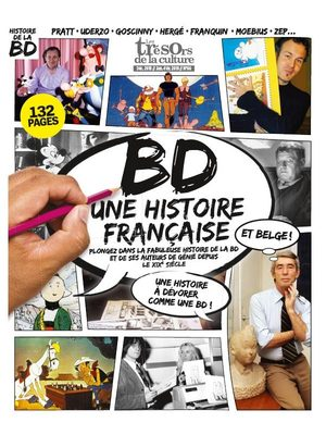 BD une histoire française